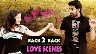 Swetha Basu Jai Akash Love Scenes - Latest Telugu Movie Scenes - Bhavani HD Movies