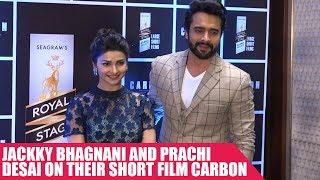 Jackky Bhagnani And Prachi Desai On Their Short Film Carbon