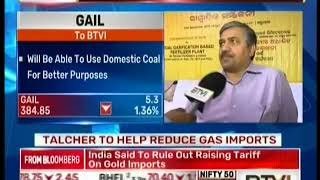 GAIL (India) Limited CMD Shri B.C. Tripathi in an exclusive interview with BTVI