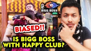 No Eviction For HAPPY CLUB Is Bigg Boss BIASED? | Bigg Boss 12 Charcha With Rahul Bhoj