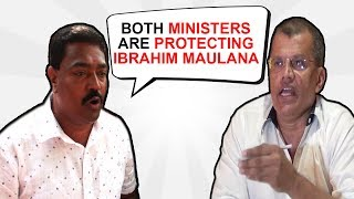 Formalin Row- Blame Game By Ministers Is Just An Eyewash To Protect 'Ibrahim'