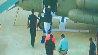 PM Shri Narendra Modi inaugurates 1st Multi Model Terminal on Ganga River in Varanasi, Uttar Pradesh