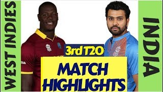 India vs West Indies 3rd T20I Highlights- Dhawan, Pant help India thrash Windies by 6 wickets