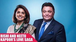 #ReelToReal: The eternal love story of Rishi and Neetu Kapoor