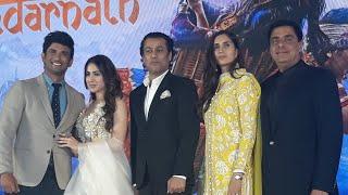 UNCUT- Kedarnath Trailer Launch - Sushant Singh Rajput & Sara Ali Khan