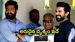 RRR Movie Massive Movie Launch Exclusive Unseen Videos | RRR Movie Massive Launch | Ram Charan