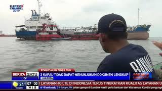 Bakamla Tangkap 2 Kapal Diduga Bawa BBM Ilegal