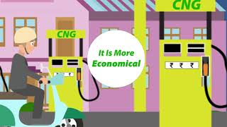CNG- the ideal transportation fuel