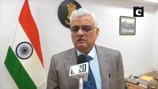 Voting done peacefully, enthusiasm in voters is appreciable- Chief Election Commissioner