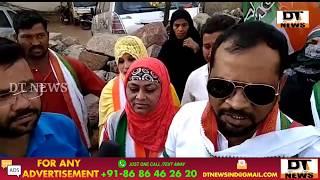 Bahadurpura Congress Candidate   Kaleem Uddin Baba Election Campaign   Dodh Bowli - DT News