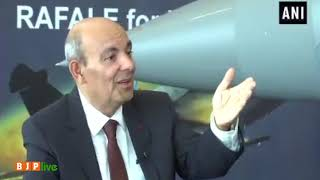 I had to decrease price by 9% because there was some negotiations in govt to govt deal- Dassault CEO