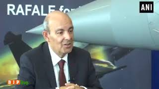 """I don't lie. The truth I declared before & the statements I made are true - Dassault CEO"