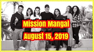 Akshay Kumar Mission Mangal To Release On August 15, 2019
