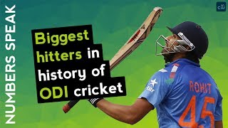 Top 10 Biggest Hitters in Cricket (2018)