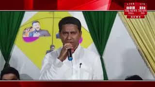 [ Hyderabad ] हैदराबाद में चुनावों को लेकर पार्टियों के नेता कर रहे हैं धुआंधार रैली