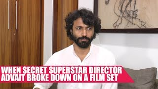 Break Time - When Secret Superstar Director Advait Broke Down On A Film Set