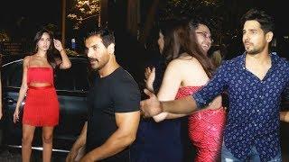 Bollywood Celebs At Milap Zaveri Birthday Party | John Abraham, Mandana Karimi, Sidharth Malhotra