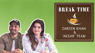Break Time: 'Aksar' team plays the 'Aksar' game, and secrets tumble out