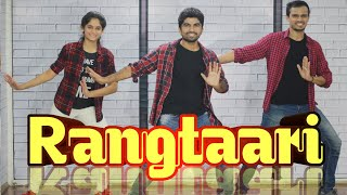 Rangtaari Bollywood Dance cover  | Loveyatri | kunal more  | Yo Yo Honey Singh | dance floor studio