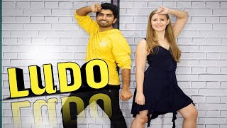 Ludo | Dance cover | Tony Kakkar  | Kunal more | dance floor studio |  ft. Betina | Bollywood