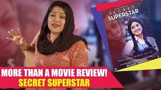 Secret Superstar Movie Review: Take your mother along for this one. A must watch!
