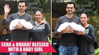 Esha Deol & Bharat Takhtani Named Their Daughter Radhya