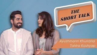 The Short Talk : Ayushmann Khurrana's Wife Talks About Her Short Film 'Toffee'