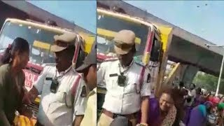 Ghareeb Karobariyo Traffic Police Ka Zulm | Mehadipatnam Asifnagar |