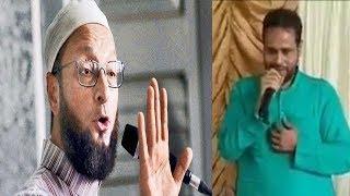 Aimim Mla candidate Ramhath Baig Cries In His Emotional Speech | @ SACH NEWS |