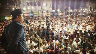 Mjaeedullah Khan Farath | Tang Pe Tang Rak Ke Cheerdunga | Public Gets Crazy |