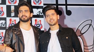 Arman Mallik & Amaal Mallik At MTV Unplugged 2017 Press Conference