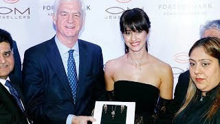 Disha Patani At The Launch Of Forevermark & Om Jewellers Festive Collection