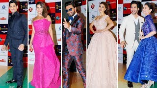 UNCUT : Red Carpet Of Zee Cine Awards 2018