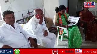 NIRMAL BJP  MLA CANDIDATE  SWARNA REDDY FILES NOMNAITON  | NIRMAL DIST