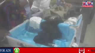 DRI OFFICERS CAUGHT US DOLLARS AT SHAMSHABAD AIRPORT   HYD