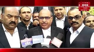 Jhansi ] झांसी में झूठे मुकदमें में फंसाने के मामले में अधिवक्ताओं ने पुलिस अधीक्षक को सौंपा ज्ञापन