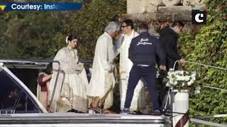 Here's the first glimpse of Deepika-Ranveer's wedding in Italy