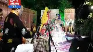 રાજકોટ ખાતે જલારામ બાપાની જન્મ જયંતિ નિમિતે શ્રીનાથજીની ઝાંખી યોજાય