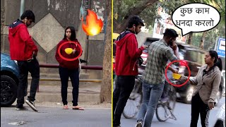 Epic-  Beggar Prank With Twist (Pranks In India 2018)