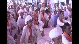 संसदीय क्षेत्र पाली के बिलाड़ा विधानसभा से पार्टी प्रत्याशी के नामांकन अवसर पर |