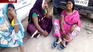 Bihaar ke bhojpur me dahej ko lekar ek aur vivahita ki hatyaa