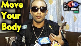 Bigg Boss 11 Fame Akash Dadlani Talk About His New Song Move Your Body