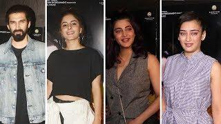 UNCUT : Screening Of Movie Kaalakandi | Aditya Roy Kapur, Imran Khan, Shruti Haasan