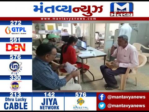 Siddhpur: Registration of farmers for selling of groundnut at Minimum Support Price (MSP) started