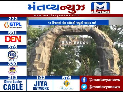 Gir: More than 75k people have visited Gir National Park in 13 days | Mantavya News
