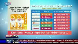 Perbandingan Harga E-Commerce: Lifebuoy Vita Protect Refill Sabun Cair