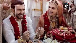 DeepVeer wedding- Here's all highlights about newlyweds wedding looks