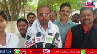 QUTHBULLAPUR BJP MLA CANDIDATE AMIT SHARMA FILES NOMINATION