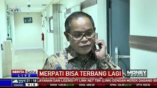 Kementerian BUMN Akan Pelajari Putusan Pengadilan Soal Merpati Airlines