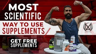 SUPPLEMENT SCIENCE EXPLAINED | Top 4 Supplements for Bodybuilding